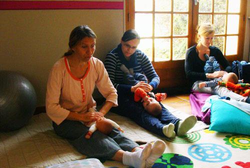Atelier-maternité - Edith ANAHORY - Shiatsu Toulouse