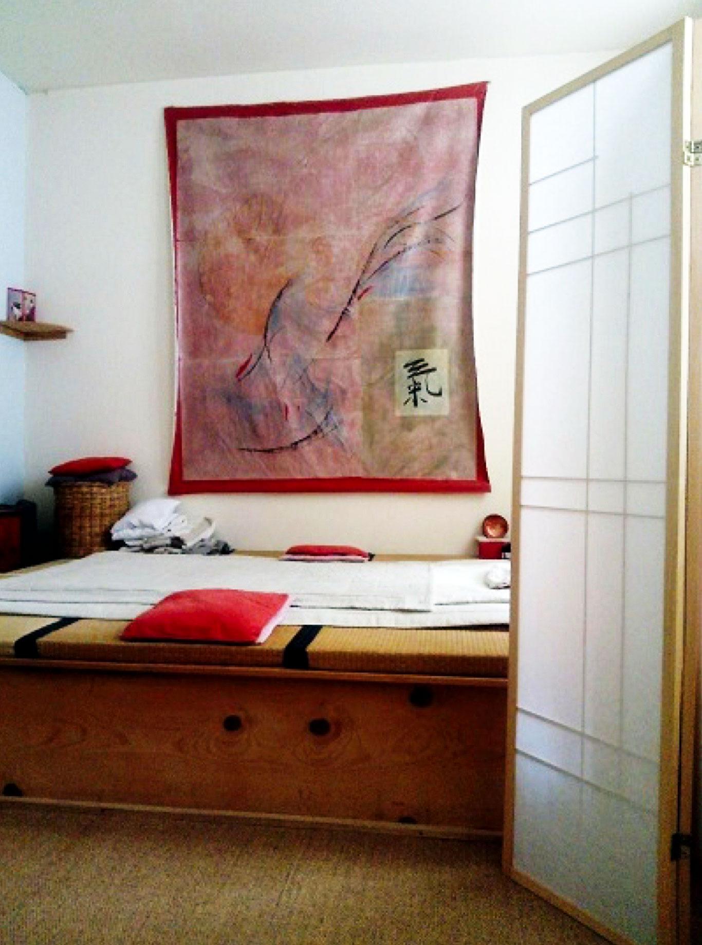 Cabinet Shiatsu - Edith ANAHORY - Shiatsu Toulouse